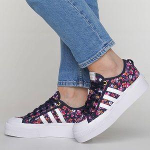 NWT Adidas Nizza Platform Women's Shoes
